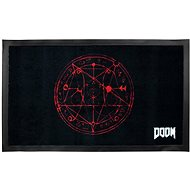 DOOM Pentagram - Doormat
