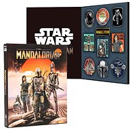 Star Wars: The Mandalorian Pin Set - odznaky - Darčeková sada