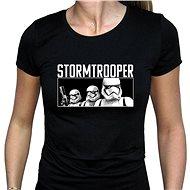 Star Wars: Stormtrooper, dámske tričko - Tričko