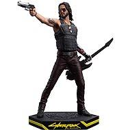 Cyberpunk 2077 – Johnny Silverhand Statue - figúrka - Figúrka