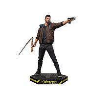 Cyberpunk 2077 – V Male Statue - figúrka - Figúrka