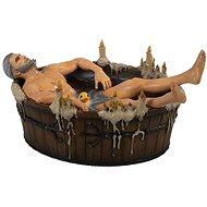 The Witcher 3: Geralt in the Bath – figúrka - Figúrka