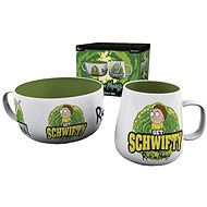 Rick And Morty - Get Schwifty - keramický set