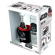 Star Wars - Darth Vader Defend - mini hrnek, sklenice, přívěšek - Darčeková sada