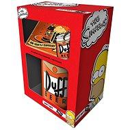 The Simpsons - Duff Beer - dárkový set - Darčeková sada