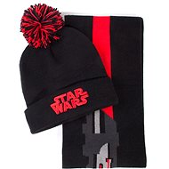 Star Wars darčekový set zimná čiapka a šál - Darčeková sada
