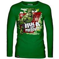 Marvel X-mas Hulk mikina M - Mikina