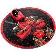 Marvel Deadpool Head – otvárač a magnet na chladničku - Otvárač