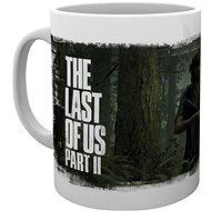 The Last of Us Part II – Key Art – hrnček
