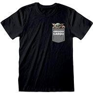 Tričko Star Wars Mandalorian – Precious Cargo Pocket tričko