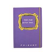 Priatelia – The One With The... – zápisník - Zápisník