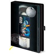 Star Wars – A New Hope – zápisník - Zápisník
