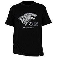 Tričko Game of Thrones: Winter is Coming, tričko M