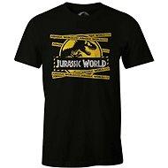 Jurassic World: Danger Logo, tričko - Tričko
