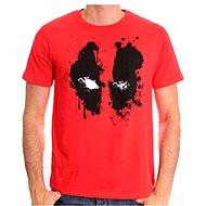 Tričko Deadpool: Splash Head, tričko XL