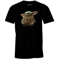 Star Wars Mandalorian: Baby Yoda, tričko - Tričko