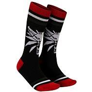 The Witcher 3 – White Wolf – ponožky - Ponožky