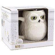 Hrnček Harry Potter Hedwig – 3D hrnček
