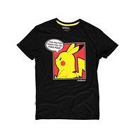 Pokémon Pikachu – Pika Pop – tričko - Tričko
