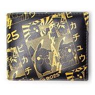 Pokémon – Pikachu Manga – peňaženka - Peňaženka