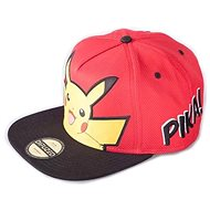 Pokémon Pikachu –  Pika – šiltovka - Šiltovka