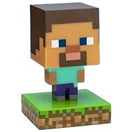 Minecraft – Steve – svietiaca figúrka - Figúrka