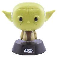 Star Wars – Yoda – svietiaca figúrka - Figúrka