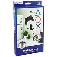 Samolepka PlayStation – samolepky na stenu 22 ks