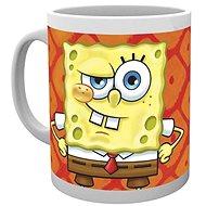 SpongeBob – Faces – keramický hrnček - Hrnček