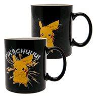 Pokémon – Pikachuuu! – hrnček premenlivý - Hrnček