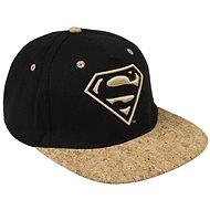 Superman – Korkový šilt – šiltovka - Šiltovka