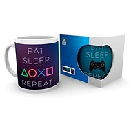 Hrnček PlayStation – Eat Sleep Play Repeat – hrnček