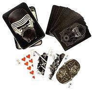 Star Wars – Kylo Ren – hracie karty v plechovej škatuľke