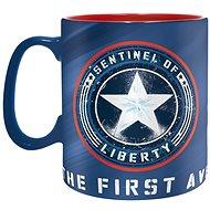 Captain America – Sentinel of Liberty – hrnček - Hrnček