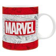 Marvel – Classic Logo – hrnček - Hrnček