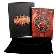 Hra o tróny – Fire and Blood – zápisník v darčekovom balení