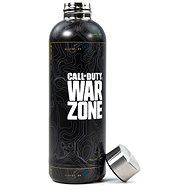 Call of Duty: Warzone – hliníková fľaša na pitie - Cestovný hrnček