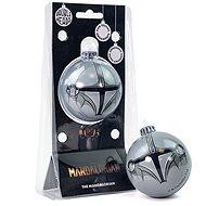 The Mandalorian – Mando – kovová banka - Vianočné ozdoby