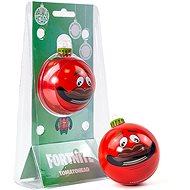 Fortnite – Tomato Head – kovová banka - Vianočné ozdoby