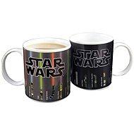 Star Wars – Lightsaber – premeňovací hrnček - Hrnček