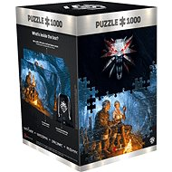 The Witcher: Journey of Ciri – Puzzle - Puzzle