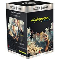 Cyberpunk 2077: Hand – Good Loot Puzzle - Puzzle