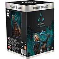 Assassins Creed Valhalla: Eivor Female – Good Loot Puzzle - Puzzle