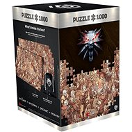 The Witcher: Birthday – Good Loot Puzzle
