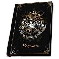 Harry Potter – Hogwarts – premium zápisník - Zápisník