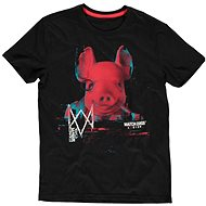Watch Dogs Legion – Pork Head – tričko XXL - Tričko