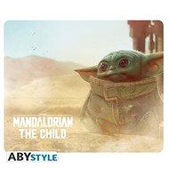 Star Wars - The Manadalorian - Podložka pod myš - Podložka pod myš