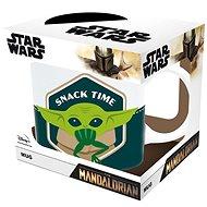 Star Wars - The Mandalorian Snack Time - hrnček - Hrnček