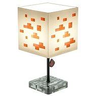 Stolová lampa Minecraft – stolová lampa
