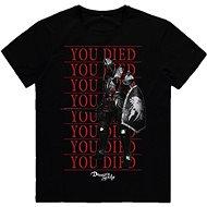 Demons Souls – You Died Knight – tričko